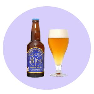 九十九里オーシャンビール コシヒカリライスエール