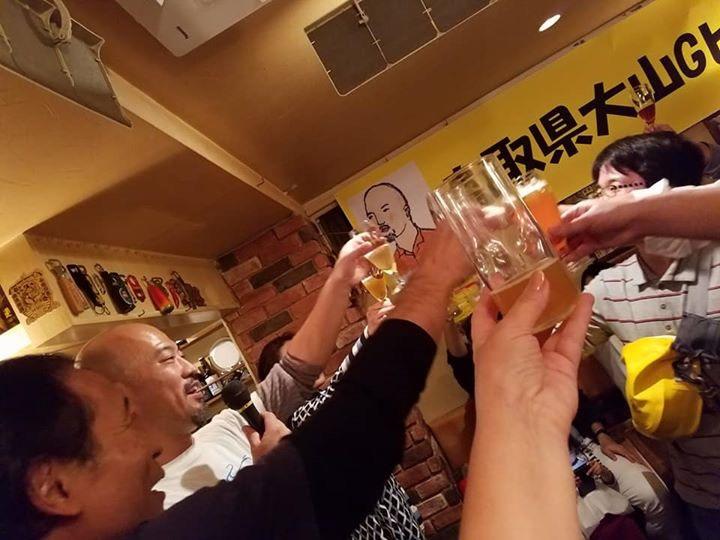 ラ・カシェット-大山Gビール